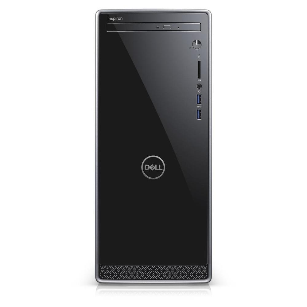 DELL PC Inspiron 3671 MT/i5-9400/8GB/256GB SSD + 1TB HDD/GeForce GTX 1650 4GB/DVD-RW/WiFi/Win 10 Pro