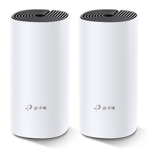 TP-LINK DECO M4 2-PACK AC1200 Whole-Home Mesh Wi-Fi System