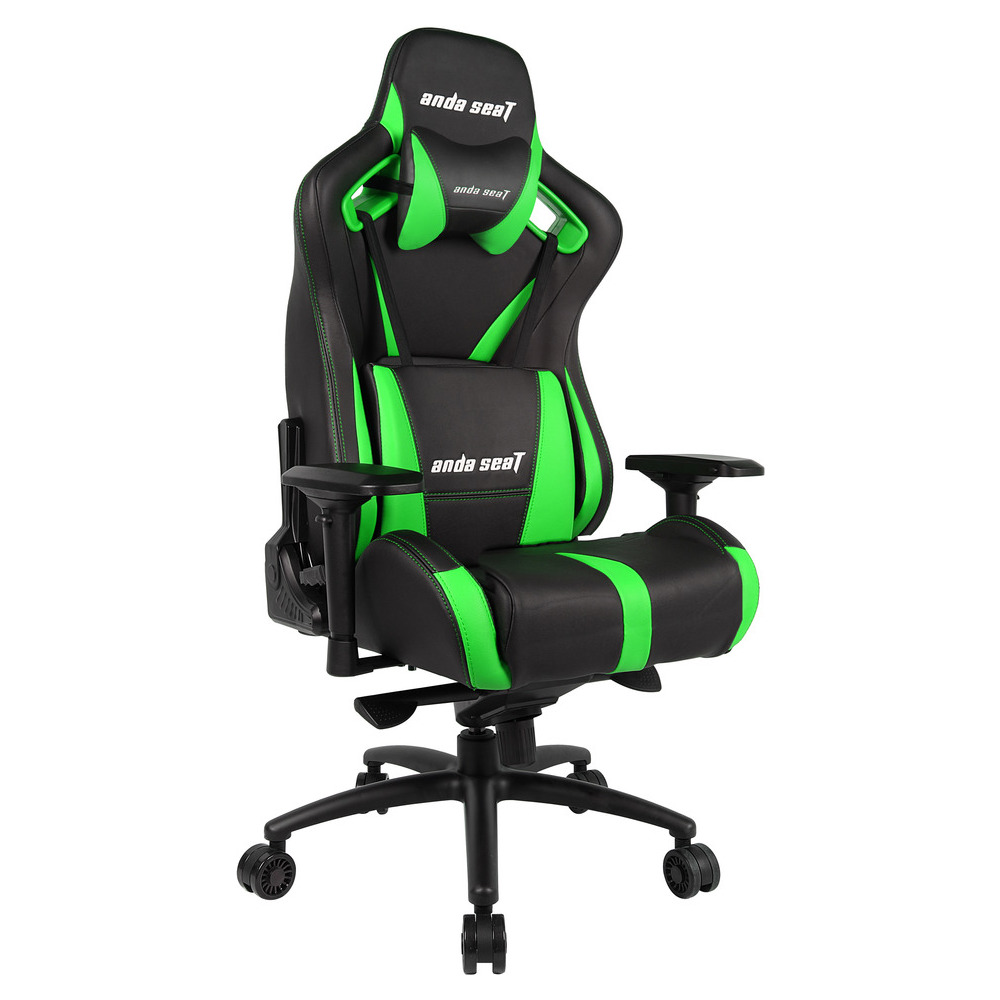 ANDA SEAT Gaming Chair AD12XL V2 Black-Green