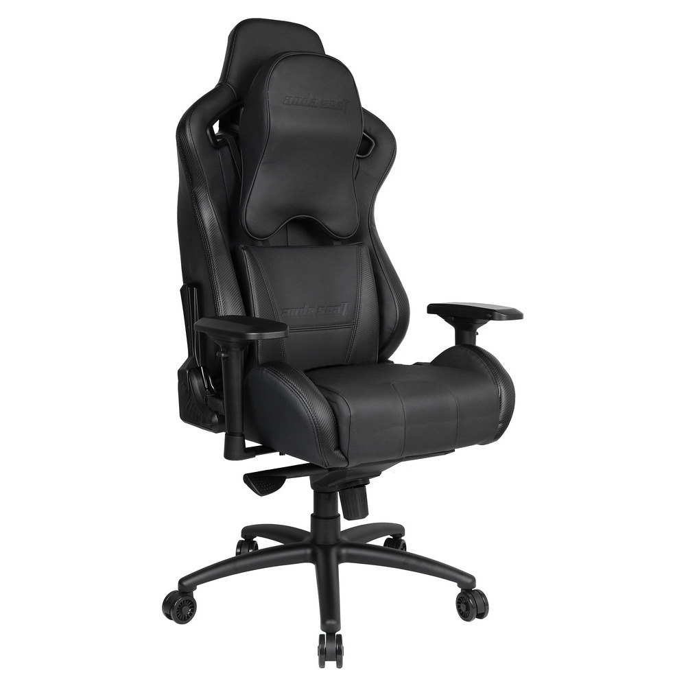 ANDA SEAT Gaming Chair DARK KNIGHT Premium Carbon Black