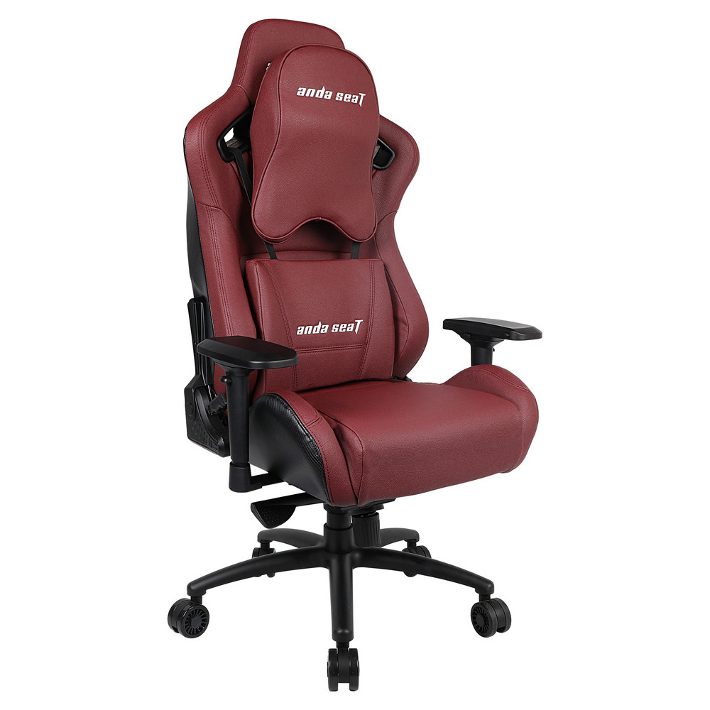 ANDA SEAT Gaming Chair KAISER Premium Carbon Maroon